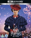 Mary Poppins Returns (4K Ultra HD + Blu-ray)