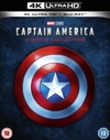 Captain America: 3-movie Collection (Blu-ray)