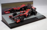 Formula 1: The Car Collection - Virgin Cosworth VR-01 - Lucas Di Grassi - P24 - 2010 (Die Cast Model) - Cover