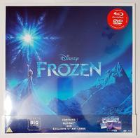 Disney's Frozen - Big Sleeve Edition (Blu-ray + DVD)