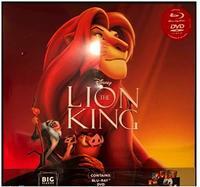 The Lion King - Big Sleeve Edition (Blu-ray + DVD)