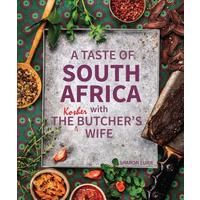 A Taste of South Africa With the Kosher Butcher's Wife - Sharon Lurie (Paperback)