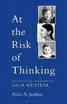 At the Risk of Thinking - Alice A. Jardine (Paperback)
