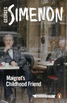 Maigret's Childhood Friend - Georges Simenon (Paperback)
