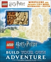 Lego Harry Potter Build Your Own Adventure - Dk (Hardcover)
