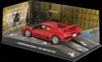 The James Bond Car Collection - 1/43 - Die Another Day - Lamborghini Diablo (Die Cast Model) - Cover