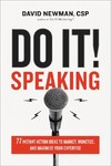 Do It! Speaking - David Newman (Hardcover)