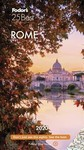 Fodor's 25 Best 2020 Rome - Fodor's Travel Guides (Paperback)