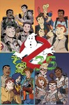 Ghostbusters 35th Anniversary Collection - Erik Burnham (Paperback)