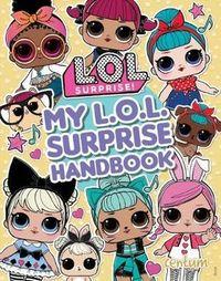 L.O.L. Surprise! Secret Journal (Paperback) - Cover
