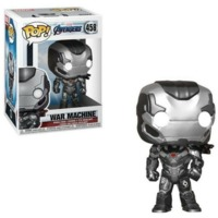 Funko Pop! - Marvel Avengers: Endgame - War Machine Vinyl Figure - Cover
