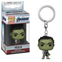 Funko Pop! Keychain - Marvel Avengers: Endgame - Hulk Vinyl Figure - Cover