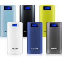 Adata - P20000D Mobile Battery Power Bank 20000mAh - Dark Blue