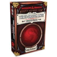 Three-Dragon Ante: Legendary Edition (Card Game)