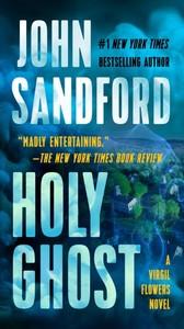 Holy Ghost - John Sandford (Paperback)