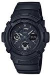 Casio G-Shock Analog and Digital Wrist Watch - Black
