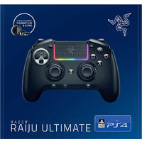 Razer Raiju Ultimate 2019 - Wireless and Wired Gaming Controller (PC/PS4)