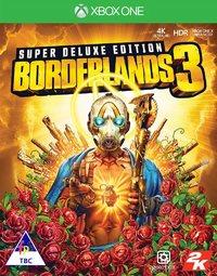 Borderlands 3 - Super Deluxe (Xbox One) - Cover