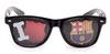 Barcelona - I Love Fashion Sunglasses (Black)