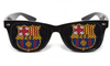 Barcelona - Crest Fashion Sunglasses (Blue)