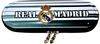 Real Madrid - Metal Pencil Case (Black)
