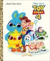Disney/Pixar Toy Story 4 - Josh Crute (Hardcover)