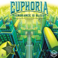 Euphoria: Build a Better Dystopia - Ignorance Is Bliss Expansion (Board Game)