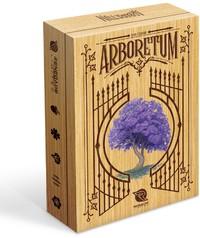 Arboretum: Deluxe Edition (Board Game) - Cover