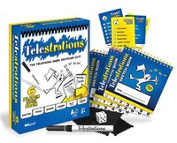 Telestrations Family (Party Game) - Cover