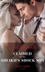 Claimed For The Sheikh's Shock Son - Carol Marinelli (Paperback)