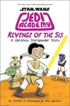 Star Wars Jedi Academy: Revenge Of The Sis - Jarrett Krosoczka (Hardcover)