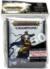 Warhammer Age of Sigmar: Champions Trading Card Game - Sleeves - Order (50 Sleeves)