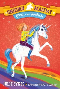 Olivia And Snowflake - Julie Sykes (Paperback) - Cover