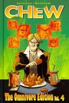 Chew the Omnivore Edition 4 - John Layman (Hardcover)