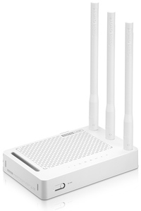Totolink - N302R+ 300MB 2.4G 4 x LAN/1 x WAN/3 x Antenna Route - Cover