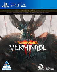 Warhammer Vermintide 2 - Deluxe Edition (PS4) - Cover