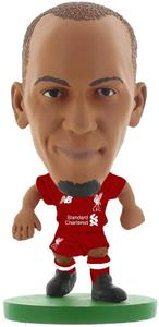 Soccerstarz - Liverpool - Fabinho - Home Kit (2019 version) Figure - Cover