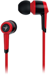 Genius HS-M225 In-Ear Headphones with Mic - Red