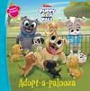 Puppy Dog Pals Adopt-a-palooza - Disney Book Group (Paperback)