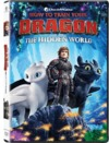How to Train Your Dragon: The Hidden World (DVD) Cover