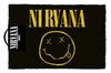 Nirvana - Smiley Door Mat