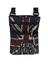 Sex Pistols - UK Flag Body Bag Cover