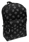 Bring Me the Horizon - Umbrella Print Black/White Classic Rucksack