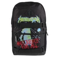 Metallica - And Justice For All Skate Bag - Cover