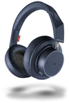 Plantronics BackBeat GO 600 Series Over-Ear Wireless Headphones - Navy