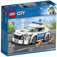 LEGO® City - Police Patrol Car (92 Pieces)