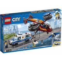 LEGO® City - Sky Police Diamond Heist (400 Pieces)