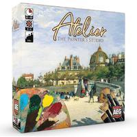 Atelier: The Painter's Studio (Board Game)