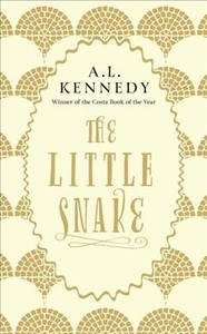 The Little Snake - A. L. Kennedy (Paperback) - Cover