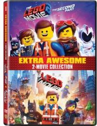 Lego Boxset - 2 Disc (DVD) - Cover